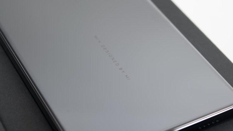 Das Xiaomi MI MIX, der Vorbote für das Smartphone Jahr 2017 im Test