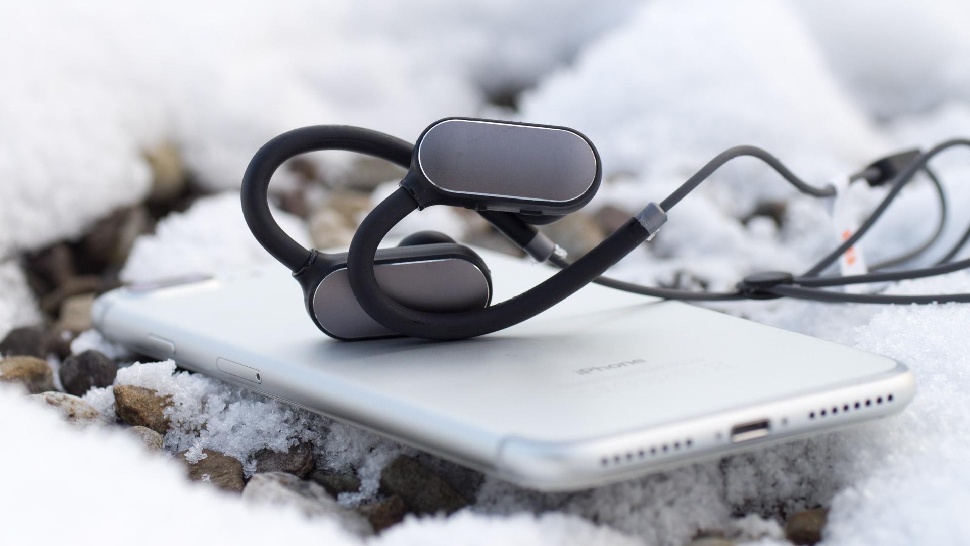 Xiaomis Erste Bluetooth Ohrhrer Im Test Die Xiaomi Wireless Original Mi Sport Headset Earphone Headphone Fazit Earbuds