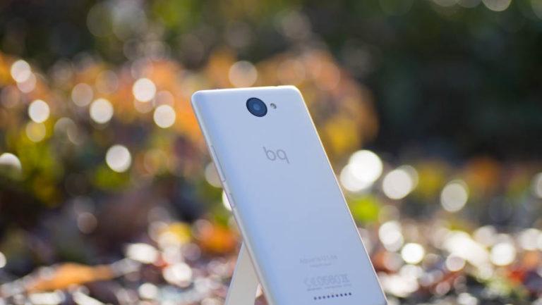 Das beste Smartphone unter 150€! Das Bq Aquaris U Lite im Test (Snapdragon 425, 2GB RAM, 16GB Speicher)