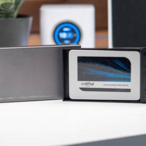 Das InLine 00031A im Test, das beste USB 3.1 externe Gehäuse!