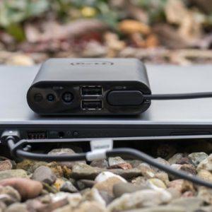 Dell Power Companion 12000mAh mit USB C (PW7015MC) im Test, eine Powerbank für das Dell XPS 13