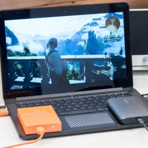 Spiele auf einem USB Stick, externer HDD oder SSD installieren? Der Vergleich