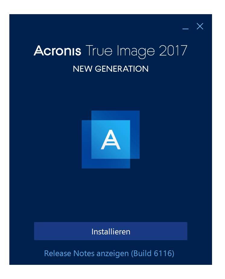 Acronis True Image 2017 im Test, die beste Backup Software?!