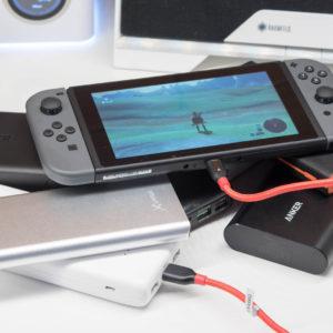 Die passende Powerbank für die Nintendo Switch! Wie wird diese aufgeladen und was gibt es zu beachten? UPDATE