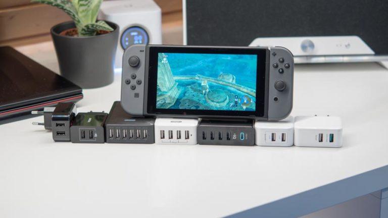 Ladegeräte für die Nintendo Switch (OLED)?! Was gilt es zu beachten und welche Ladegeräte sind zu empfehlen? Update mit Switch OLED