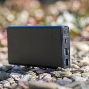 Die Lumsing 15000mAh Glory P2 Plus Powerbank im Test (Dual Input, USB C, QC3.0), der Geheim Tipp unter den Powerbanks!