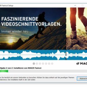 Das einfachste Video Schnitt Programm der Welt, Magix FastCut