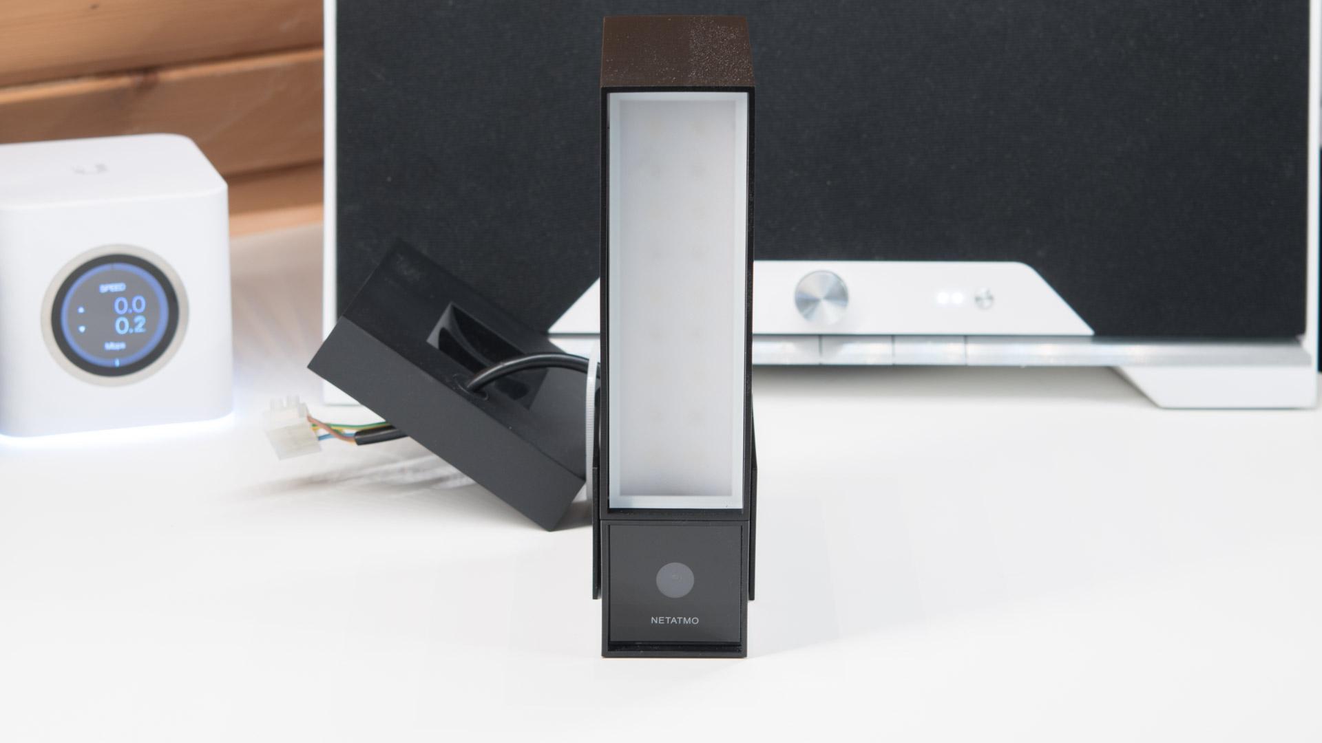 die netatmo presence intelligente berwachungskamera im. Black Bedroom Furniture Sets. Home Design Ideas