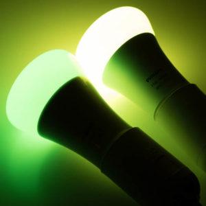Philips Hue LED Lampe E27, 3. Generation im Vergleich mit der 2. Generation