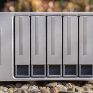 Terra Master D5-300, 5 Bay externe RAID 5 Box mit USB C im Test