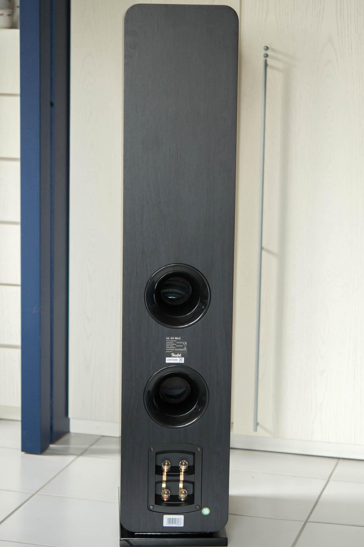 Teufel Ultima 40 MK2 im Test, das Lautsprecher Monster aus dem Hause ...