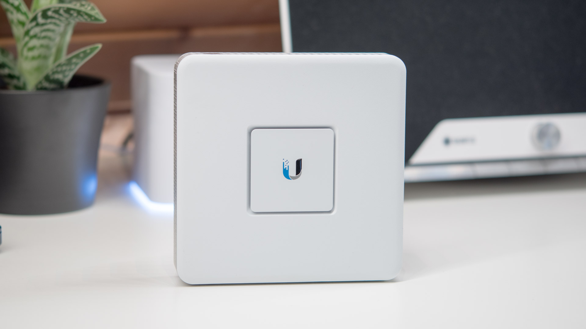 Das Ubiquiti UniFi Security Gateway im Test, die volle Kontrolle