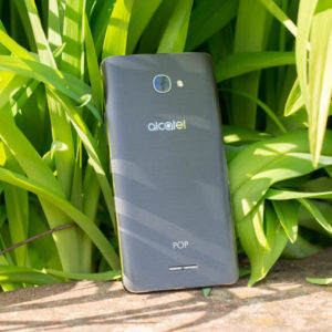 Das Alcatel One Touch Pop 4S 5095K im Test