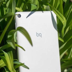 Das BQ Aquaris M8 Tablet im Test