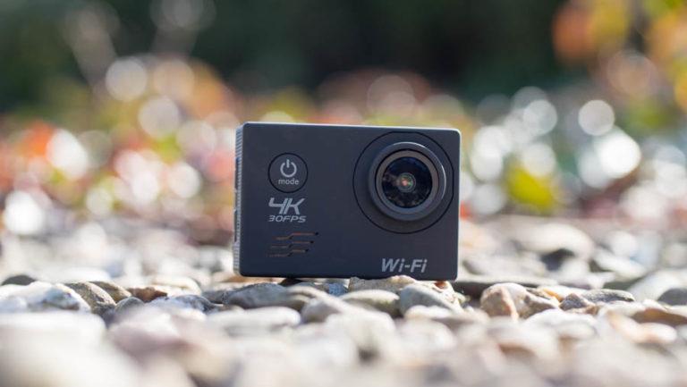 Die X21V1 – 1  Action Camera, 4K Action Cam mit WLAN für 32€!