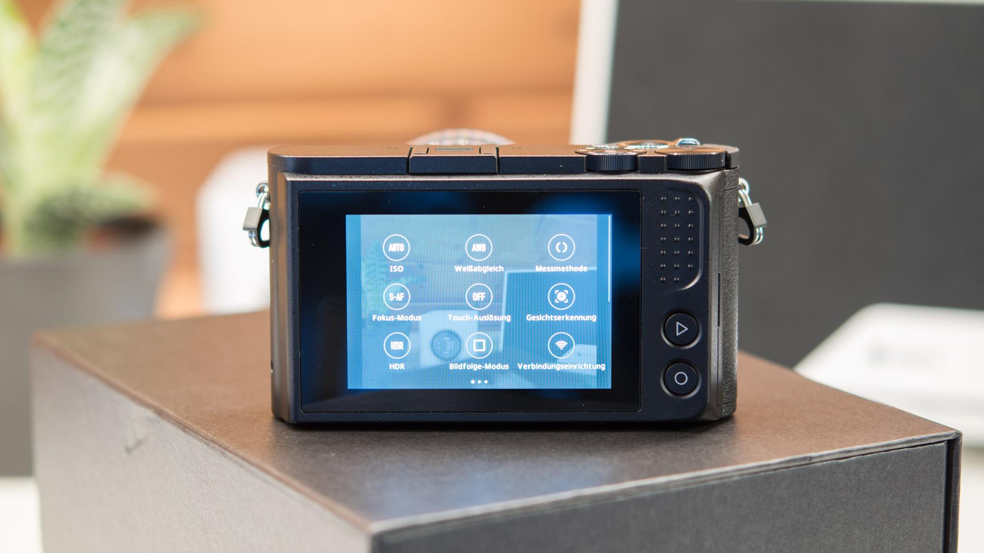 Xiaomi YI M1 Test 4K Kamera 20