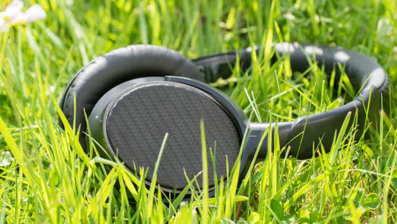 Die iDeaUSA ANC V201 Bluetooth Kopfhörer im Test, Aktives