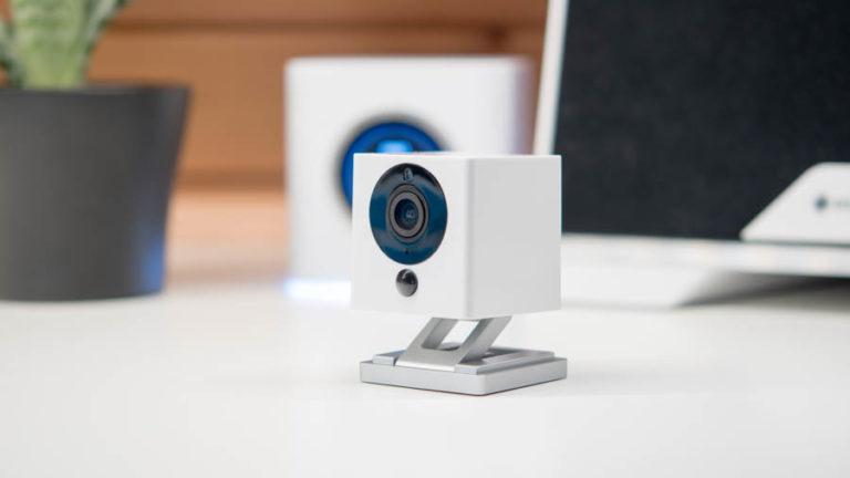 iSmartAlarm Spot Kamera im Test