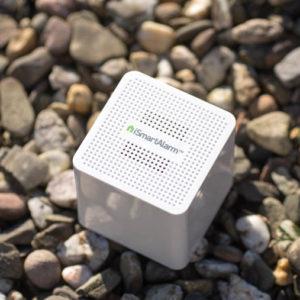 Die iSmartAlarm Satellite Sirene im kurz Test