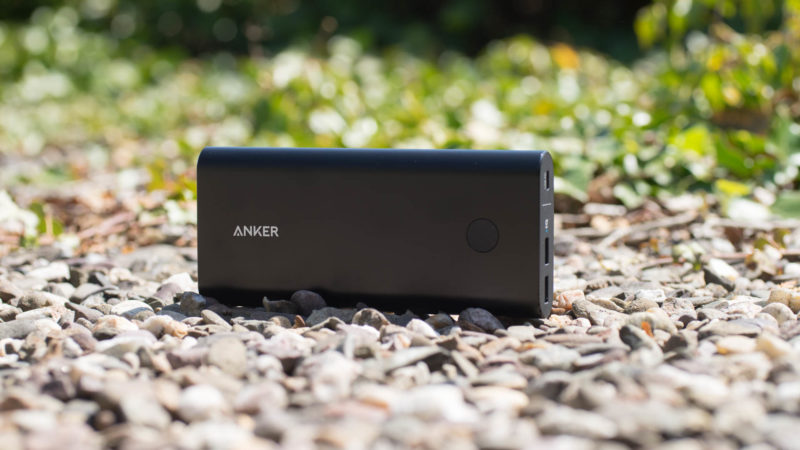 Anker PowerCore+ 26800mAh mit Power Delivery im Test