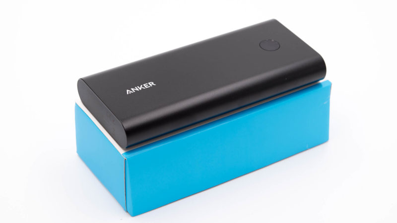 Der Anker PowerCore+ 26800mAh mit Power Delivery im Test, die beste Powerbank fürs Apple MacBook und Nintendo Switch!