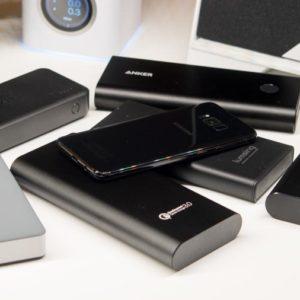Das Samsung Galaxy S8 Plus, welche Schnelladetechnologie wird verwendet und welche ist die beste Powerbank?
