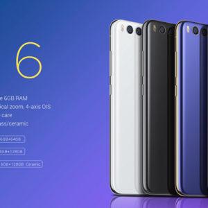 Xiaomi MI6 vorbestellen [Werbung]