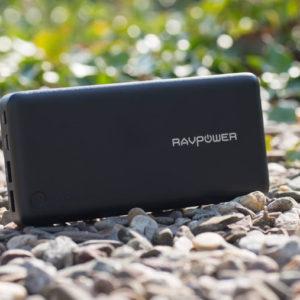 RAVPower 26800mAh Powerbank mit USB Power Delivery (PD) und 30W im Test, die ideale Powerbank für das Apple MacBook Pro