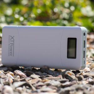 Die XTPower XT-16000QC2 im Test, Notebook Powerbank mit DC Ausgang und Quick Charge