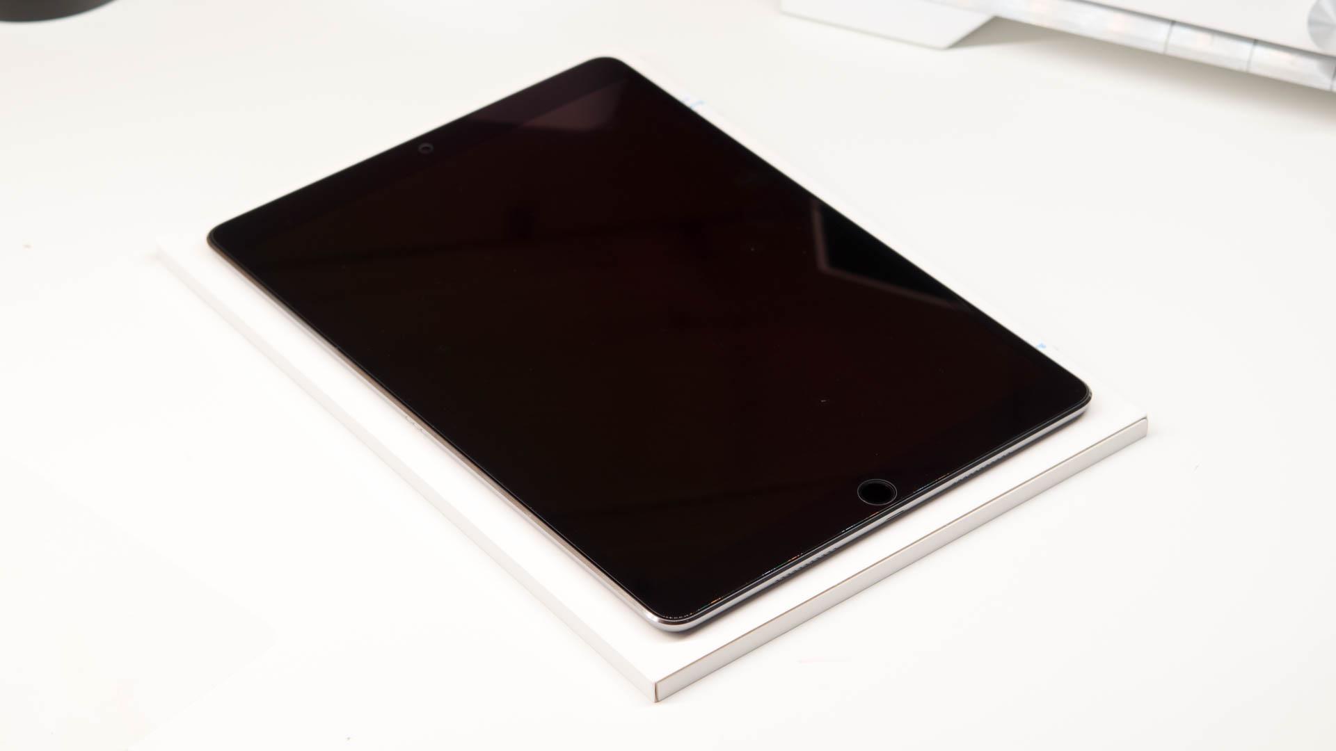 5x Glas Displayschutz Folien Für Das Apple IPad Pro 10.5