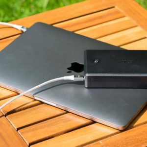 AUKEY PB-Y7 30000mAh Powerbank mit USB Power Delivery und Quick Charge
