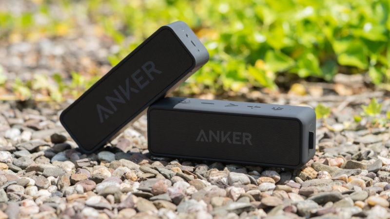 Anker SoundCore 2 und Anker SoundCore Vergleich