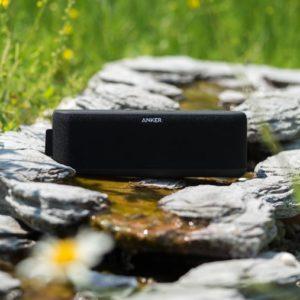 Der Anker SoundCore Boost A3145 im Test, der Bluetooth Lautsprecher für Bass Fans