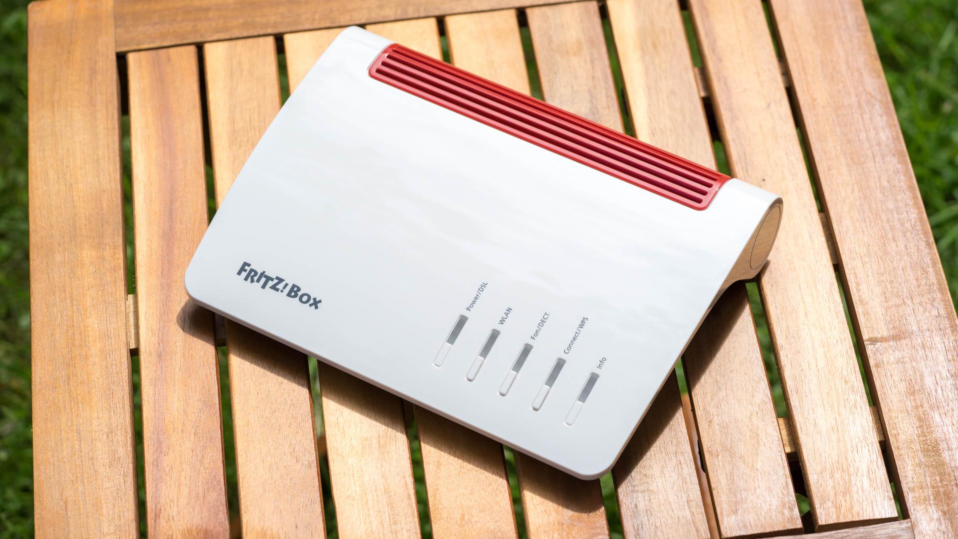 Die neue AVM FRITZBox 20 im Test, die mit Abstand beste ...