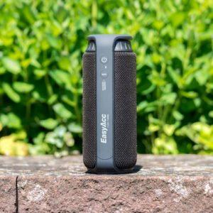 Der EasyAcc SoundCup im Test, der beste 50€ Outdoor Bluetooth Lautsprecher