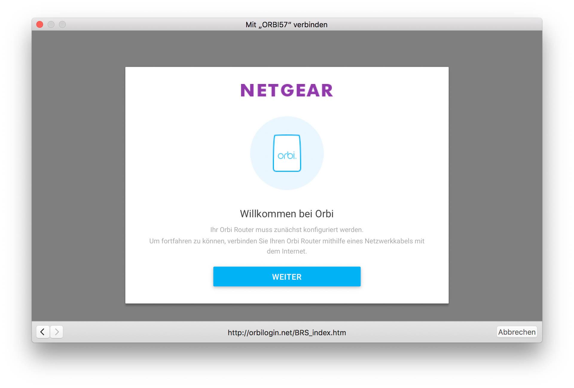 Netgear Orbi RBK40 im Test, Mesh WLAN für Daheim - Techtest
