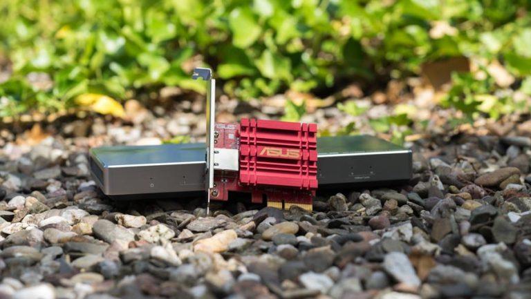 ASUS XG-C100C + ASUS XG-U2008, günstiges 10Gbit fürs Heimnetzwerk?! Wie ist der Stand der Dinge?