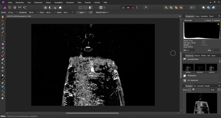 Affinity Photo, die bessere alternative zu Photoshop!