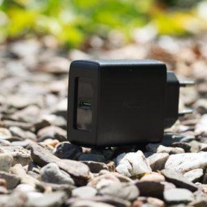 Das AUKEY PA-Y7 USB C Ladegerät mit USB C Power Delivery im Test