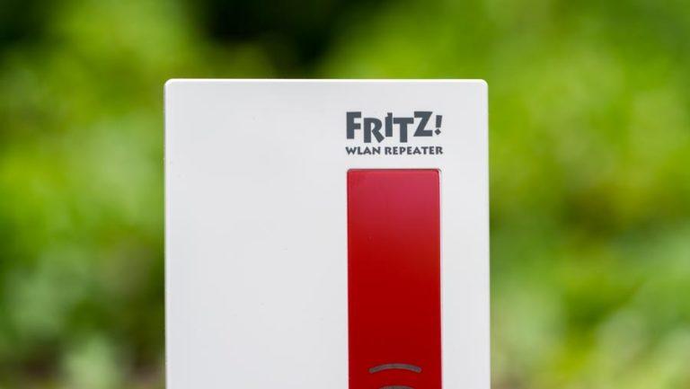 Der AVM FRITZ!WLAN Repeater 1750E im Test