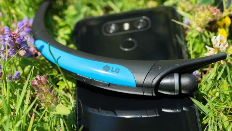Die LG Tone Active HBS-850 Bluetooth Ohrhörer im Test, viel besser als erwartet!