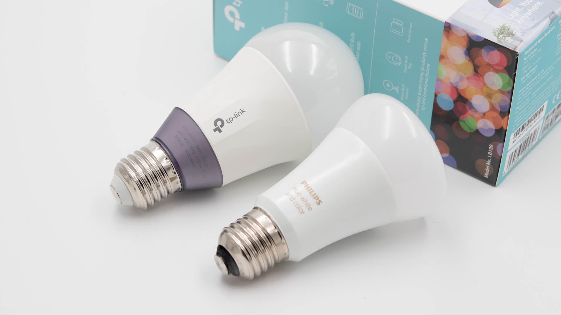 Die-TP-Link-LB130-smarte-LED-Gl%C3%BChbirne-im-Test-7 Fabelhafte Led Lampen E27 Test Dekorationen