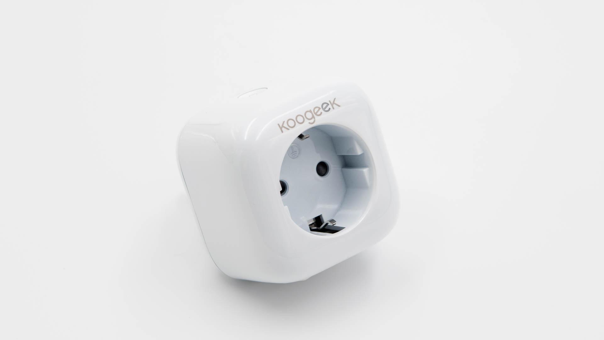 koogeek p1eu plug wlan steckdose mit apple homekit support techtest. Black Bedroom Furniture Sets. Home Design Ideas