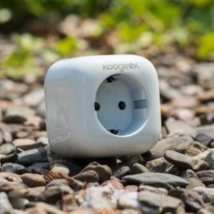 Koogeek P1EU Plug WLAN Steckdose mit Apple Homekit Support