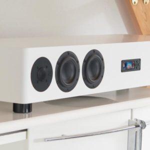 Der Nubert nuPro AS-450 im Test, die SoundBar für Musik!