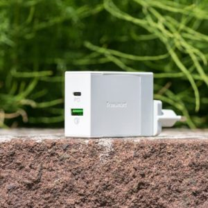 Tronsmart W2DT 48W 2 Port USB C Power Delivery Ladegerät mit Quick Charge 3.0 im Test