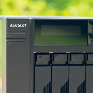 Das ASUSTOR AS6404T im Test, vier Bay NAS mit Intel Celeron J3455 Quad-Core