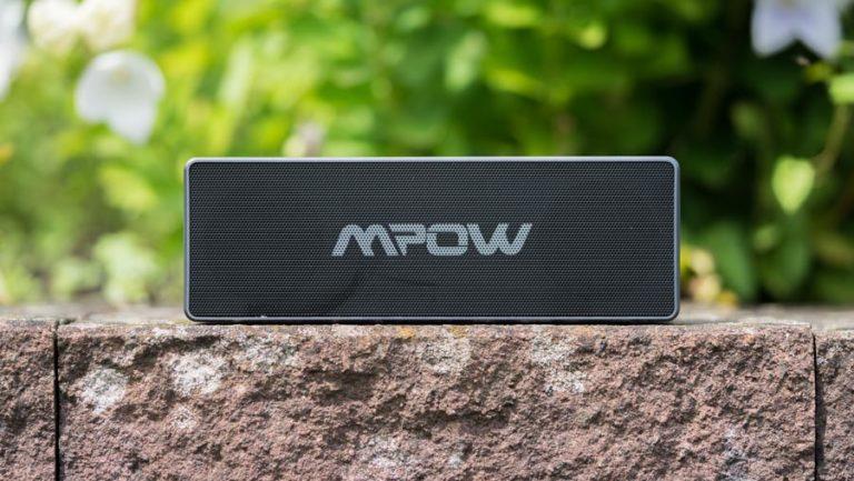 Der Mpow 20W Bluetooth 4.1 Lautsprecher im Test