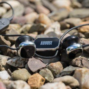 Die August EP725 Bluetooth Ohrhörer mit Noise Cancelling im Test