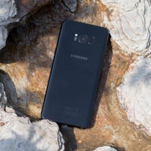 Das Samsung Galaxy S8+ im Test